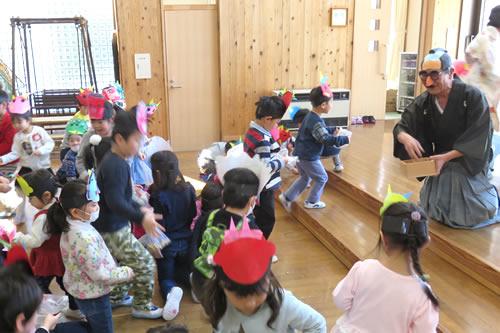 幼稚園-行事-2月