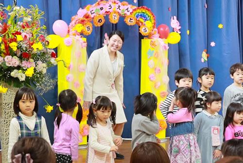 幼稚園-行事-4月